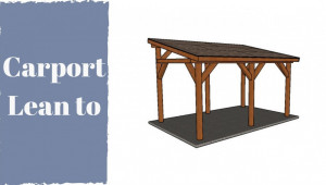 How To Build A Carport Wooden Lean To Carport Kits.jpg