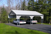 A Frame Carport Hand Timber Rustic Shed For Garage Door ..