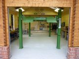 A Timber Garage For A Classic Car Enthusiast Keops ..
