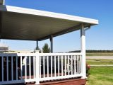 Aluminum Porch Awning Kit Carports Greenville Sc Carport Contemporary Materials