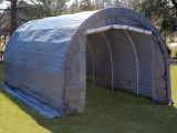 Amazon.com : King Canopy Dome Garage, 12Gsm : Outdoor ..