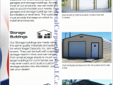 Answers To FAQ About Metal Carports & Metal Buildings Carport With Garage Door Cost