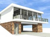 Architectural Designs Contemporary Plan 44065TD. This ..