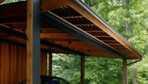 Attached Carport | Houzz Decorating Carport Ideas
