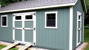 Beachy Barns   Building Quality Sheds In Ohio Since 11 Wooden Carport Builders