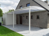 Beginner's Guide To Portable Garages And Carports How To Assemble A Portable Carport