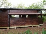 Bird Hides By Custom Made Wooden Buildings Wooden Carport Wales
