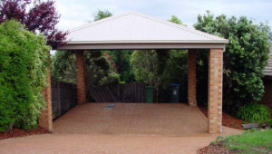 Build Carport Plans Made Of Wood And Standing DIY Wooden ..