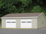 Buy A Temporary Garage For 1 Or 2 Cars Portable Garage How To Move A Portable Carport