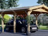 Car Ports 9×9 Wooden Free Shipping Uk Wooden Carport Wales