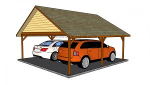 Carport Designs | HowToSpecialist How To Build, Step By ..