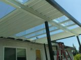 Carport Improvement Roof Porch Alluring Window Corrugated ..