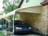 Carport Installation 12 YouTube How To Assemble A Portable Carport
