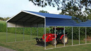 Carport Kits And Metal Carports : Made In The USA Making A Portable Carport