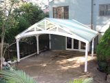 Wooden Carport Packages