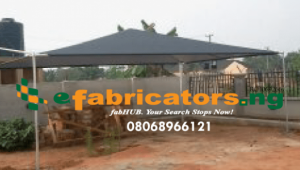 Carport | Shade Net Roof | Car Park Canopy | Eyesight Fabricators ..