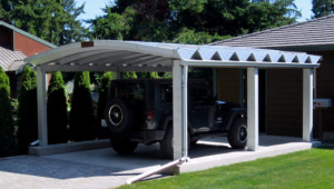 Carports And Steel Covers By SteelMaster Buildings Parking Under Carport