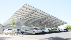 Commercial And Industrial Solar Systems |PROINSO Carport Parking Cost