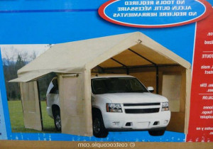 Costco Portable Garage X Canopy Tent Costco Portable Garage Assembly Instructions Costco Temporary Garage