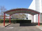 Curved & Bullnose Carports Gallery Starport Constructions Carport Roof Ventilation