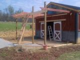 DIY Lean To Pergola Ideas Download Woodworking Bench Home ..