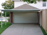 Double Carport Attached To House 20×20 Modernhomepatio.com ..
