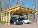 Exterior, Back To Nature : Wood Car Ports: Wood Car Ports ..