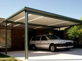 Flat Roof Carports Melbourne Flat Roof Carport Attached House