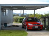 Flat Roof | Carports | Totalspan New Zealand Metal Roof Carports For Sale