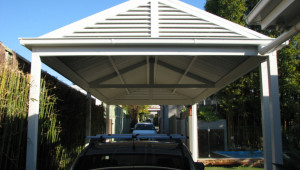 Gable Carports Gallery Starport Constructions Wooden Gable Carport