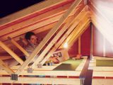 Garage Storage: How Much Weight Can Trusses Take? Calculate Carport Roof Loads