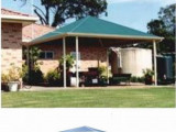 Hip Roof Carports DIY Carport Hip Roof Plans
