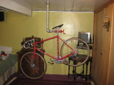 Homemade Bike Stand Nice Carport Ideas