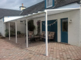 Homestyle Canopies Curved Roof Carport Uk