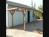 How I Built A Rolling Carport For Little Money YouTube How To Build A Wooden Carport