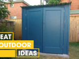 How To Build Your Own Shed | Outdoor | Great Home Ideas Landscaping Ideas For Carports
