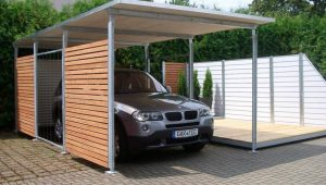 How To Choose A Site For Wooden Carport   Building Wooden ..