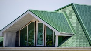 How To Fix Leaks In A Corrugated Metal Roof | Home Guides ..