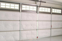 How To Insulate A Garage Door | How Tos | DIY Insulating A Carport Garage
