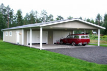 Ideas For Carports Attached To House, Luxury Carports And ..