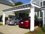 Image Result For Carport With Slanted Roof | Carports Angled Roof Carports
