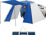 KingCamp Roof Tent, Portable Waterproof Tarp Awning, Premium Roomy ..