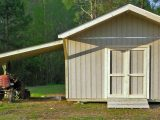 Lean To Patio Covered Garage Build A Shed Attached Carport ..