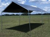 Lost Woods 10′ X 20′ Car Port Canopy Kit (12′ X 20′ Silver ..
