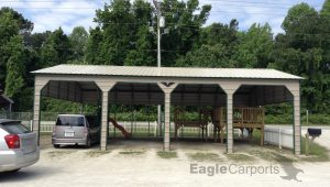 Metal Building And Carport Gallery | Eagle Carports Carport And Garage