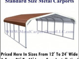 Metal Carport Prices | Easy To Order Online | Metal Carport Depot Price For Portable Carport