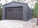 Metal Garages 10 Steel Garage Kits For Sale | General Steel Carport Contemporary Materials