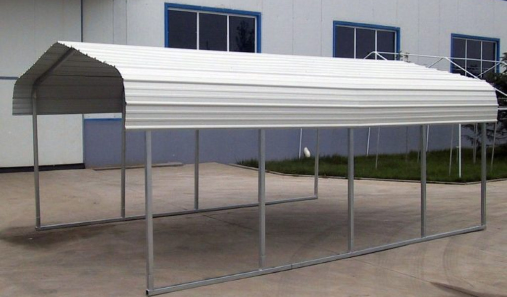 Metal Garages Costco Carport Burning Man Portable Garage ...