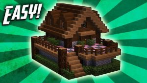 Minecraft: How To Build A Survival Starter House Tutorial ..
