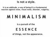 MINIMALISM QUOTES Image Quotes At Relatably